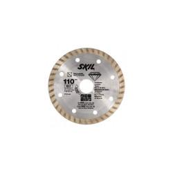 Disco de corte skil diamantado continuo 230mm