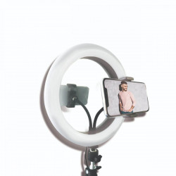 Selfie soul lself-ring10 aro led mirror 10 pulgadas con...