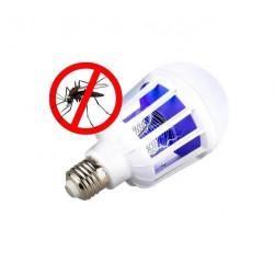 Lampara led tbc esb-s9wmk mata insectos de 9w luz dia +...
