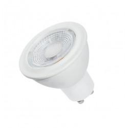 Lámpara dicroica tbc led gu10 de 8w luz cálida