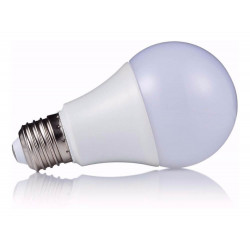 Lámpara led tbc bulbo a60-smd e27 12w luz dia