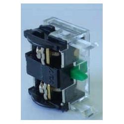 Módulo microinterruptor aea nm-300 1na verde