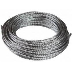 Cable alari 70 cm de acero galvanizado 1.5 mm por metro