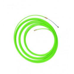 Cinta pasacable poliester x15 metros diametro 3mm color...