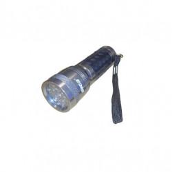 Linterna de aluminio sica 14 leds 3xaaa