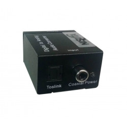 Conversor nisuta ns-coaudi v2 audio digital o coaxil a...
