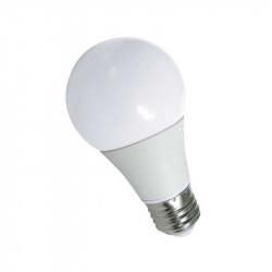 Lámpara led tbc a60-s7ww bulbo e27 7w 230v luz cálida