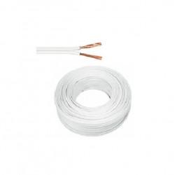 Cable paralelo bipolar de 1mm2 x 20mts