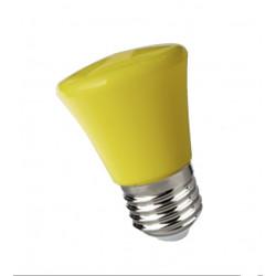 Lámpara tbc a60st-e27-2wy led luz amarilla de 2w para...