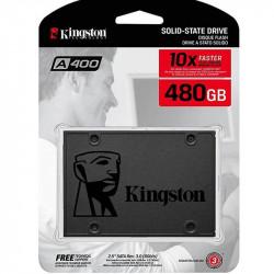 Disco solido ssd kingston s-ataiii 480gb a400 2.5...
