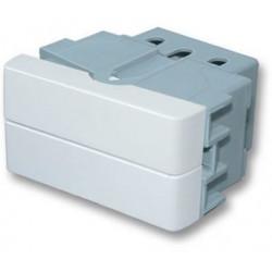 Módulo interruptor jeluz con 2 teclas 10a 220v de 1/2...