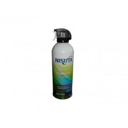 Limpiador gaseoso nisuta (aire comprimido) 440cc/450g...