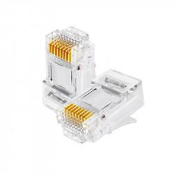 Conector noga rj45 c5e