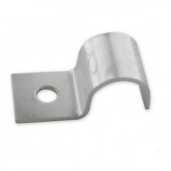 Abrazadera fischer 3 crm metalica redex 5/8 15,87mm 1,6mm...