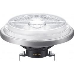 Mas led philips masterspotlv ar111 15-75w/927 luz calida...