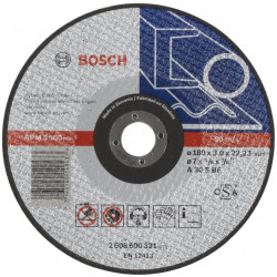 Disco bosch 2608600321 de corte de metal 180 x 3.0