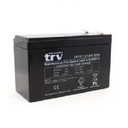 Bateria trv 12v 7.2ha electrolito absorbido