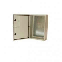 Gabinete estanco gen rod 45x60x15 cm con visor de vidrio...