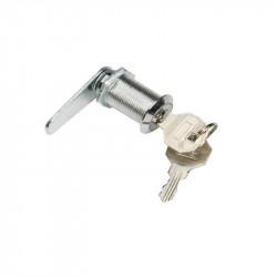 Cerradura gendrod 320301 media vuelta de metal con llave...