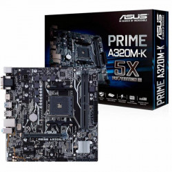 Placa madre asus prime a320m-k amd am4 ddr4 90mb0tv0-m0aa