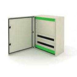 Gabinete estanco gen rod 15 termicas bipolar 30x45x10cm