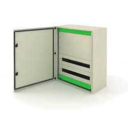 Gabinete estanco gen rod 30/36 termica bipolar 60x60x10cm