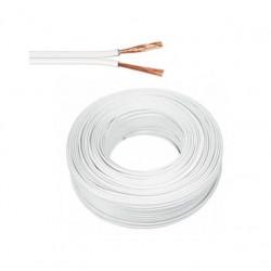 Cable paralelo bipolar de 0,75mm2 x 10mts