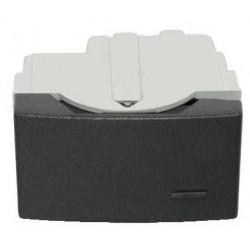 Roda gris modulo punto