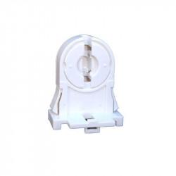 Juego de zocalo lekfas cableado con rotor para tubos led 40w