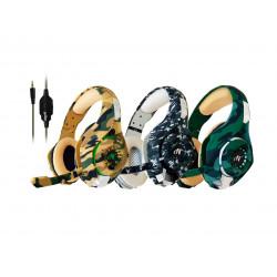 Auricular nisuta ns-aug300c con microfono vincha ps4-pc...