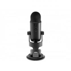 Microfono blue yeti blackout usb