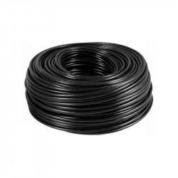 Cable vaina redonda 2x4mm2 x 15 metros grosor de 10.75mm