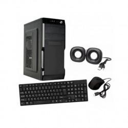 Gabinete cromax cm-2801 kit atx 2801 con fuente de 600w