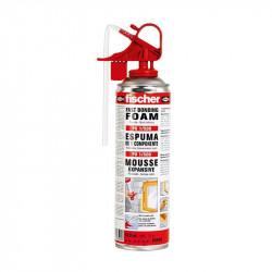 Espuma fischer de poliuretano expandido 1/500ml en aerosol