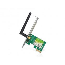 Placa de red wifi tp-link tl-wn781nd pci-e 150mbps