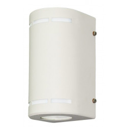 Aplique ferrolux oporto bidireccional 2 luz gu10 con raja...