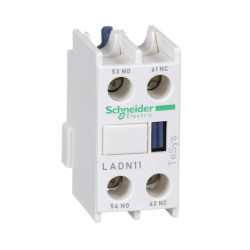 Contacto auxiliar 1na+1nc para lc1d/f