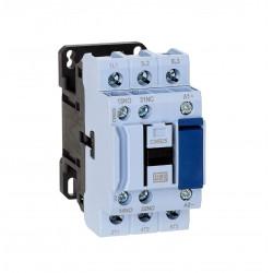 Contactor weg cwb25-11-30-c03 24vcc 25 amp 1na-1nc