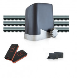 Kit motor ppa dhz custom para porton corredizo 300kg 220v...