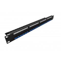 Patch panel furukawa 35030152 24 puertos categoria 5