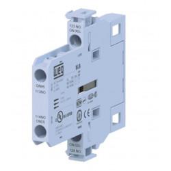 Bloque de contacto weg blb-02 2nc para montaje lateral...