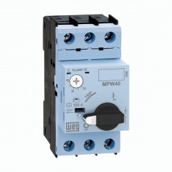 Guardamotor weg mpw40 (termomagnetica) regulable 10-16a...