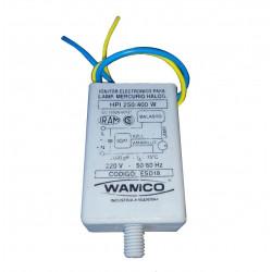 Ignitor wamco m.h.250/400w sodio 50/400w