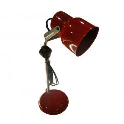 Velador de mesa san justo carilo-lr8800 rojo metalizado