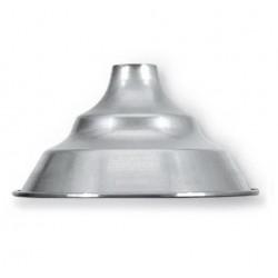 Pantalla industrial de aluminio 300mm de diametro
