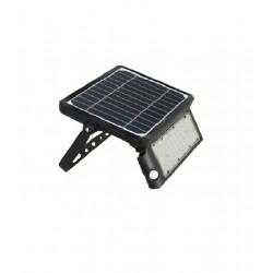 Luminaria lumenac solar 110 ip65 de pared 10w 1080lm con...