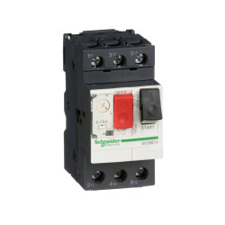 Guardamotor schneider gv2me14 magnetotermico m tripolar...