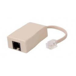 Filtro de ruido en lineas telefonicas c/dsl fte pa89
