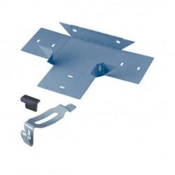 Union t basica de 300 mm para bandeja perforada con clips...