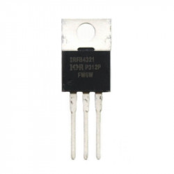 Mosfet ifrb4321 de 85a 150v para placa fuente de ups